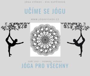učíme se jógu